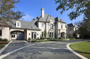 Low Country Floor Plans french country mansion in dallas homes of the rich
