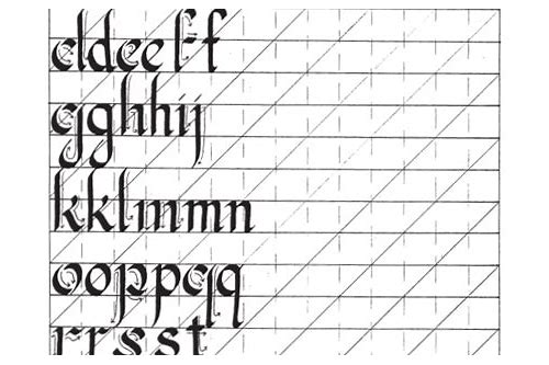 free calligraphy templates download