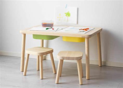 Ikea Tisch Flisat by Ikea Kinderzimmer Schicke Holzm 246 Bel F 252 R Ihre Kleinen