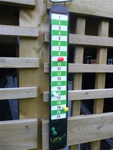 backyard scoreboards backyard scoreboard to make sure your yard games are