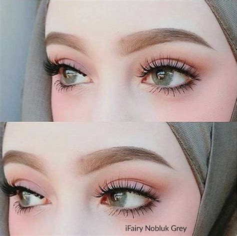 grey colored contacts i nobluk grey circle lens colored contacts