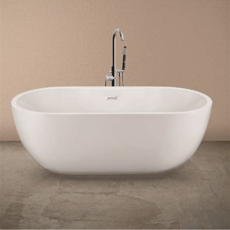 jaquar bathtub price chloe freestanding bath with tap ledge 1800mm x 750mm