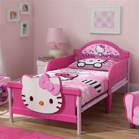 Hello Toddler Bed by Hello 3d Toddler Bed Pink Ebay