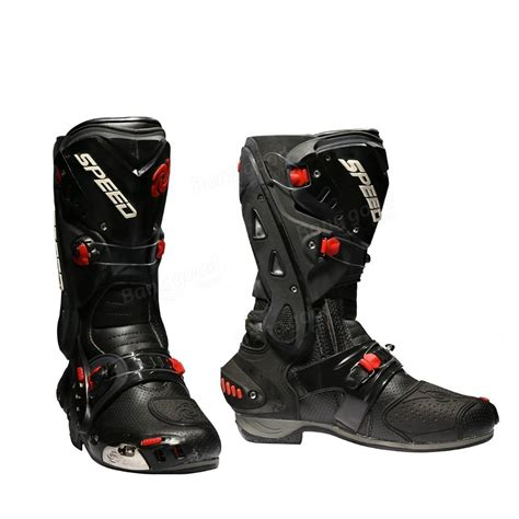 motorcycle racing boots for sale motorcycle boots racing speed cycling safety shoes pro