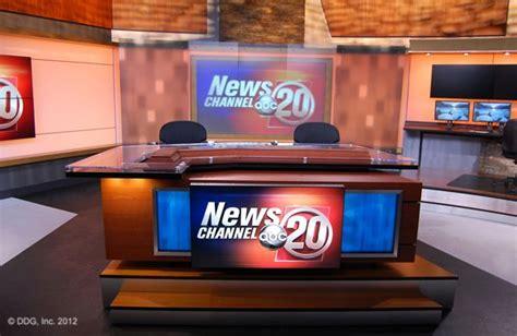 Anchor Desk by Wics Tv Anchor Desk Background Ddg Anchor Desk