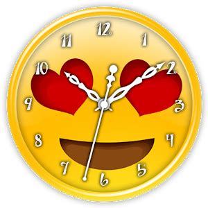 emoji clock live wallpaper android apps on google play