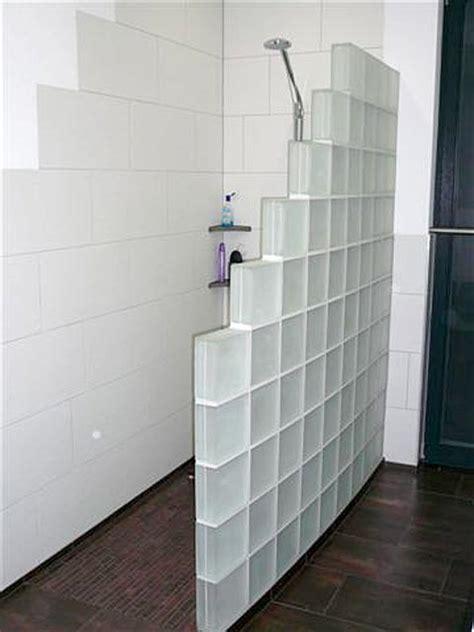 Glasbausteine Im Bad by Fliesenverlegung Glasbausteine