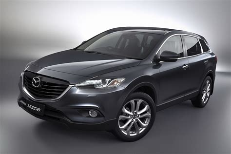 2013 mazda cx 9 facelift car fans
