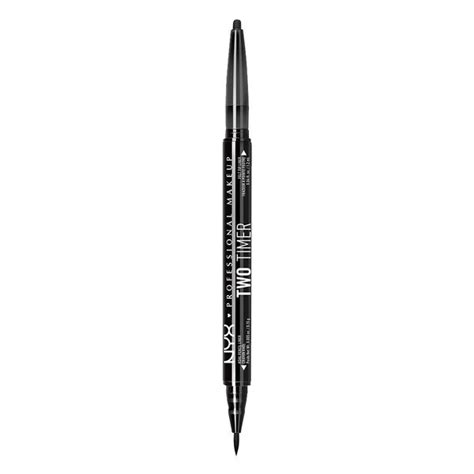Nyx Two Timer two timer dual ended eyeliner nyx professional makeup