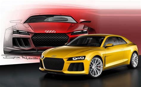 Audi Sport Quattro Concept by 2013 Audi Sport Quattro Concept Cars Diseno