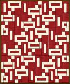 two color quilt pattern fabricmomfabricmom