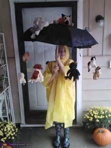 It s raining cats and dogs halloween costume idea