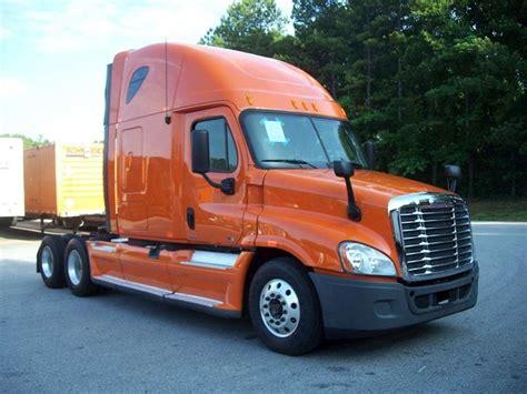 freightliner trucks for sale 2012 freightliner cascadia 125 sleeper semi truck for sale