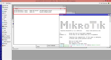 tutorial mikrotik blogspot cara menghapus log pada mikrotik tutorial mikrotik