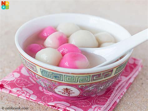 new year food tang yuan tang yuan glutinous rice balls recipe page 2 of 2