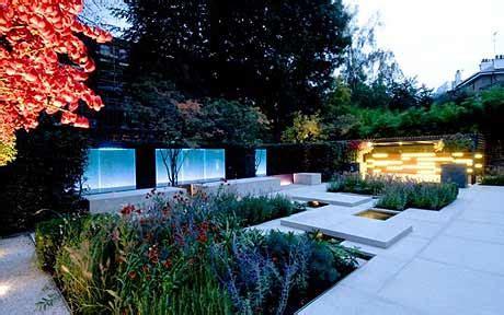 family friendly  cool  modern garden  london