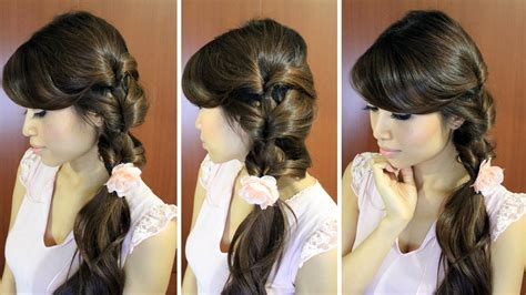 easy hairstyles at home on dailymotion simple haircuts for medium hair simple indian hairstyles