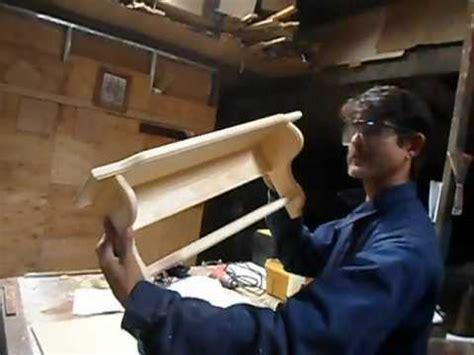 como hacer mo241os de carpinter 237 a como hacer una repisilina pt 3
