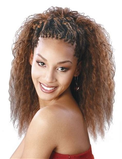 wet and wavy human hair braiding styles human hair wet and wavy micro braids encore super french