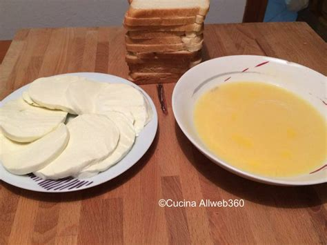 calorie mozzarella in carrozza mozzarella in carrozza light ricetta leggera senza frittura