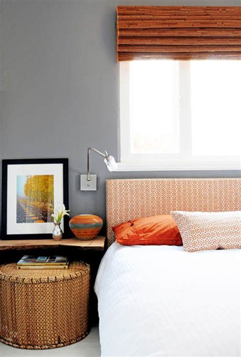 orange and gray bedroom grey and orange bedroom for the home pinterest