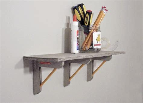 membuat rak di dinding cara membuat rak buku dinding dengan mudah rumah impian