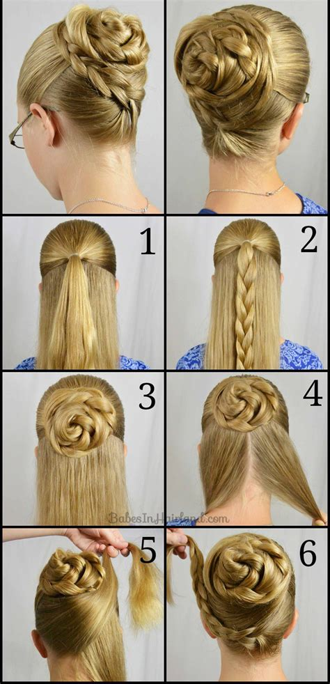 top 10 quick easy braided hairstyles step by step