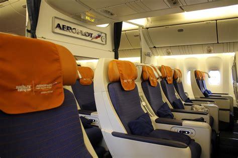 aeroflot economy comfort review aeroflot comfort class premium economy new york