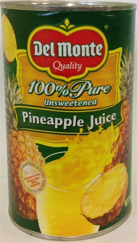 Buy Pineapple L by Monte Pineapple Juice Unsweetened 1 36l From Buy