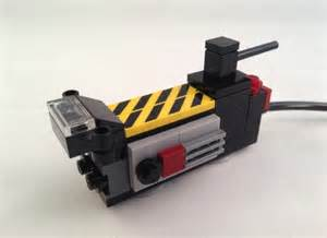 Lego Proton Pack Lego Ideas Ghostbusters Proton Pack Ghost Trap