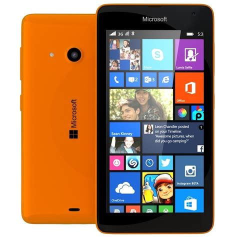 Hp Nokia Lumia 535 Dual nokia lumia 535 reviews and ratings techspot
