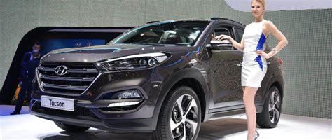 hyundai jeep 2015 hyundai op de autosalon van geneve 2015 hyundai
