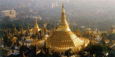 shwedagon pagoda yangon myanmar ics travel group