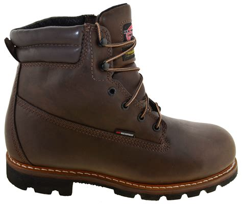 wing work boots for wing s 6 quot 1203 waterproof insulated work boots ebay