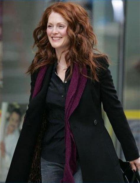 juliet moores hair color hair julianne moore photo hair sightings