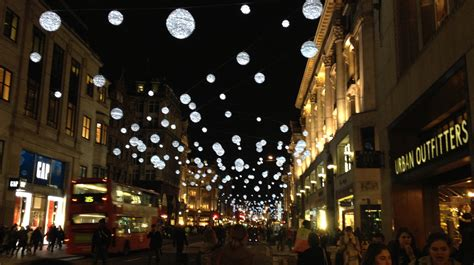 oxford street christmas lights things to do in london