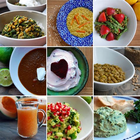 10 healthiest vegetarian recipes for the new year ahu eats