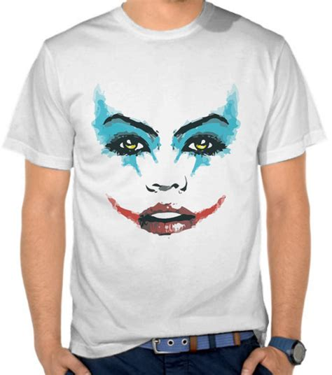 Kaos Joker Batman jual kaos the joker batman batman satubaju