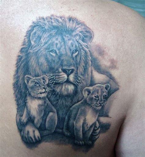 50 lion tattoo design for inspiration entertainmentmesh