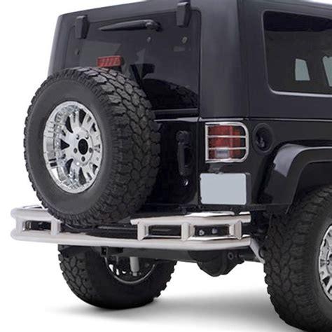 Smittybilt Jeep Bumper Smittybilt 174 Jeep Wrangler 2007 2018 Width Rear