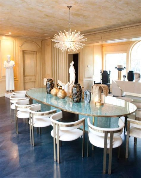 kelly wearstler home decor elegance and style on home interiors dining rooms by
