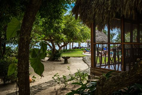 Seaview Motel Cottages by Poolside Seaview Cottages At Turtle Inn Belize Dwellings