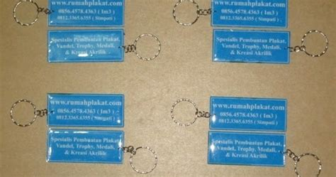 Pasaran Kunci L optimasikan bisnis dengan gantungan kunci rumah plakat