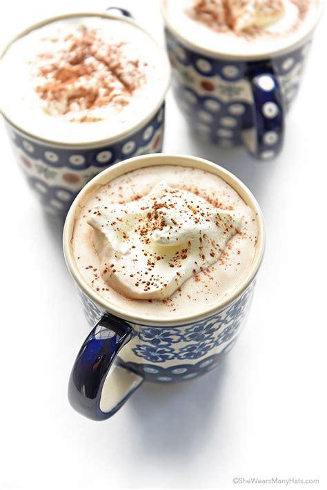 frozen hot chocolate vs chocolate milk how to make hot chocolate milk