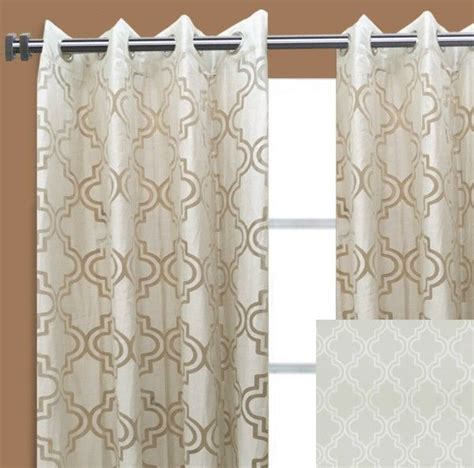 rodeo home curtains rodeo home 96 quot panel dylan in flax for the home