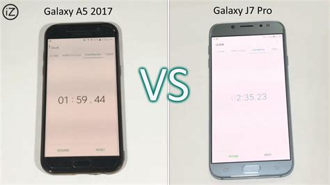 Samsung A5 Vs J7 Pro Samsung Galaxy J7 Pro 2017 Vs Galaxy A5 2017 Speed Test