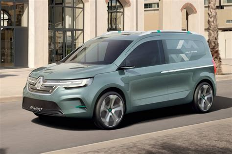 Renault Modelle 2020 by New Renault Kangoo Z E Concept Previews 2020 Production