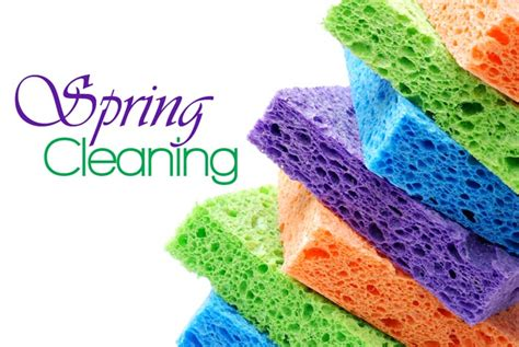 when is spring cleaning spring cleaning tackling those forgotten areas t r