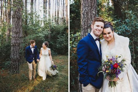Holly & Brad?s Bright & Whimsical Vintage Wedding