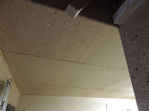 Isolation Garage Plafond by Isolation Plafond Garage Sous Toit Plat Avec Membrane